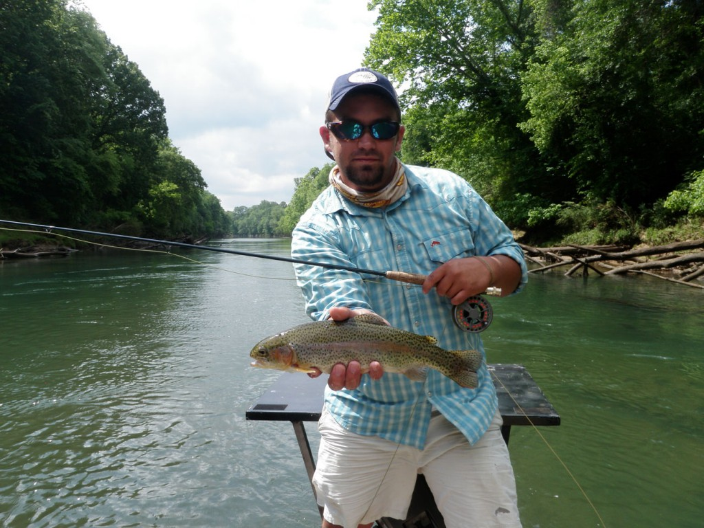 Chattahoochee river deep south fly anglers for Chattahoochee river fishing