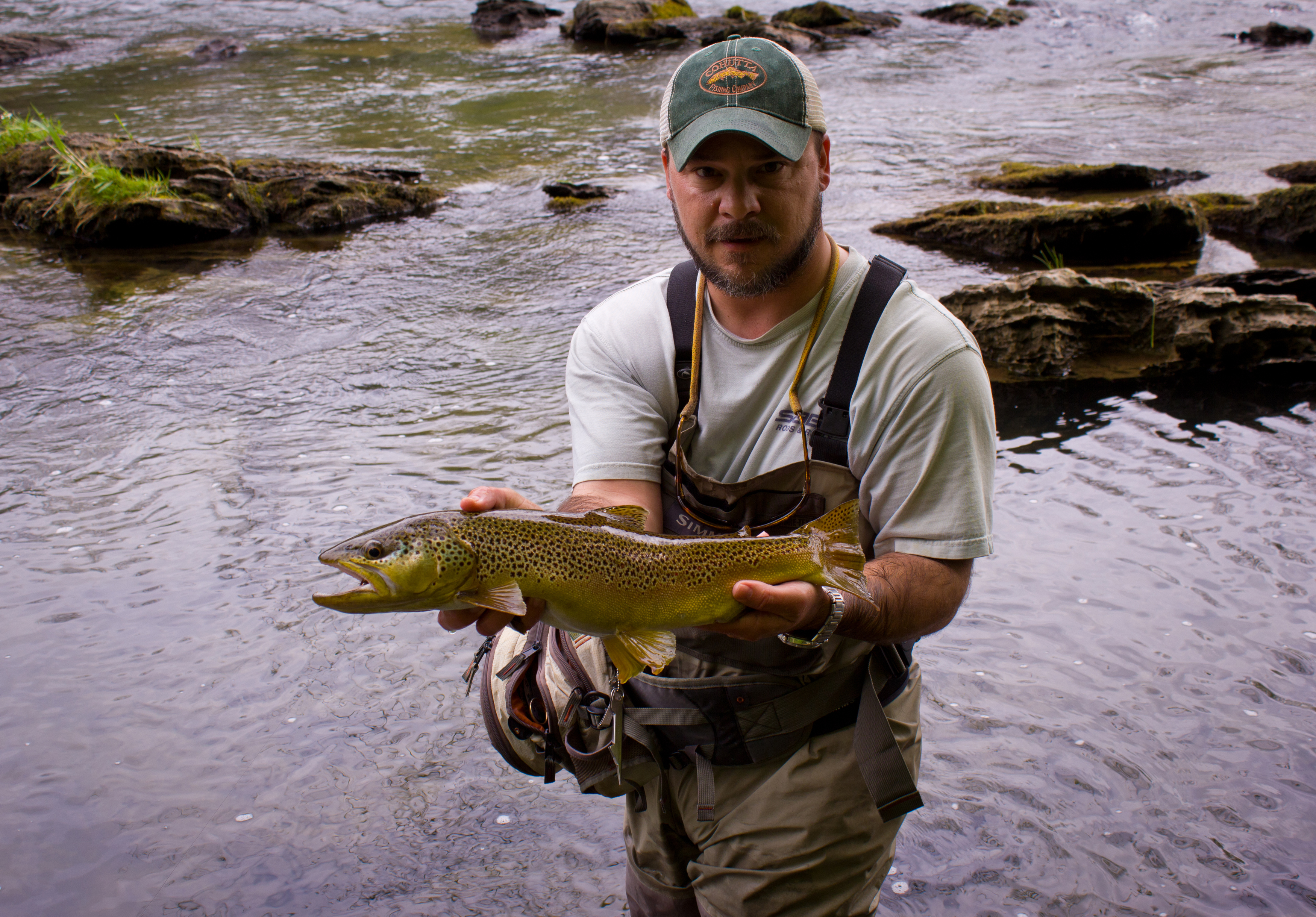 Paces ferry archives deep south fly anglers for Chattahoochee river fishing