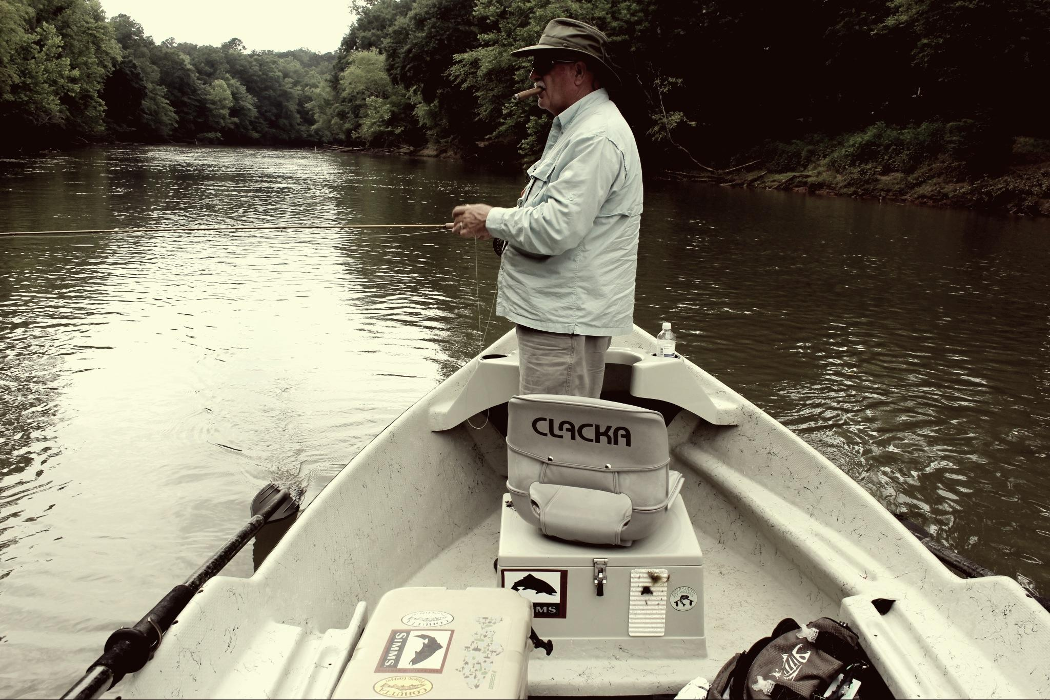 Deep south fly anglers chattahoochee river fly fishing for Chattahoochee river fishing