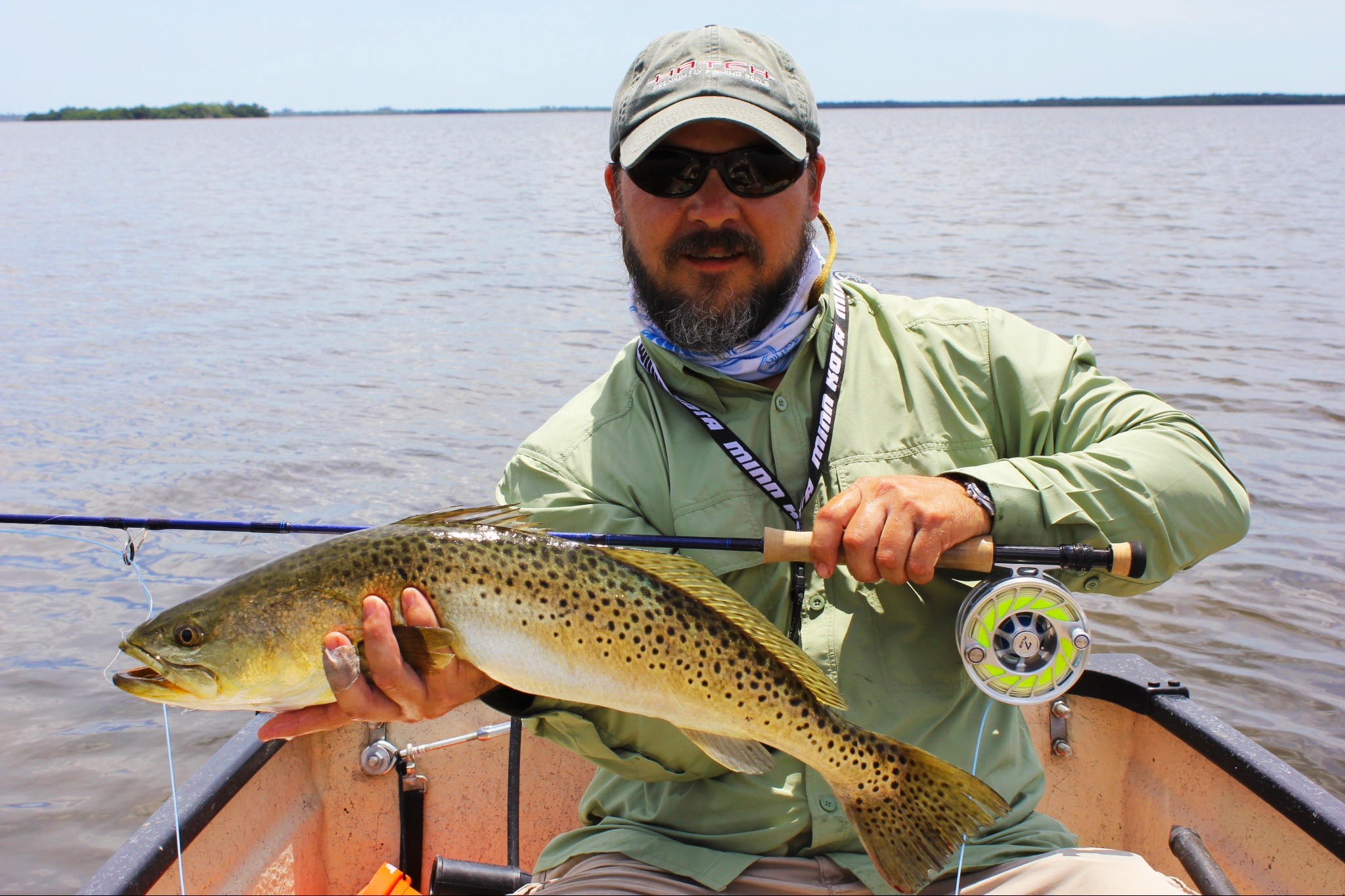 Towee boat archives deep south fly anglers for Fly fishing charleston sc
