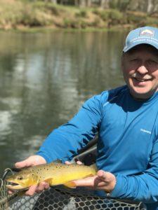 Chattahoochee River Fishing
