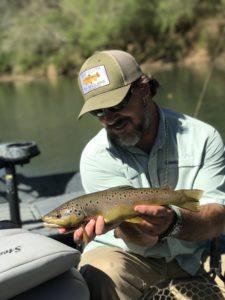 Chattahoochee River Trout Fishing