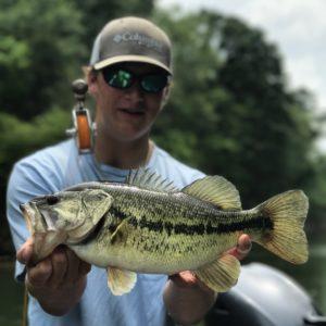Chattahoochee River Bass