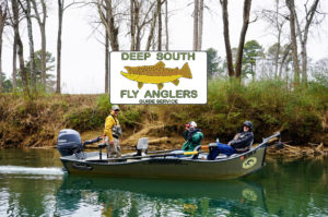 Atlanta fly fishing guide trips chattahoochee river brown trout deep south fly anglers georgia trout fishing fly fishing the hooch davie crawford