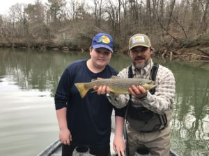chattahoochee fishing guide trip